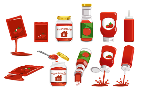 Paquete de productos de Tomato y su uso.
