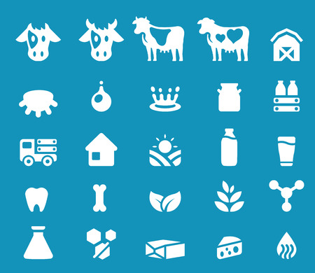Love kids milk product icon. Quality Dairy industry form farm. Illustration