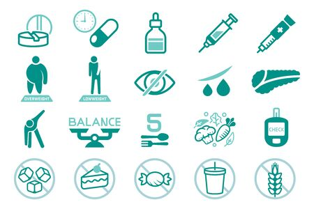 Traitement et protection de base contre le diabète sucré.