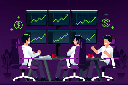 A stock trader group or forex trader group makes a lot of profit from trading in a good range. Great results in prime time investing.