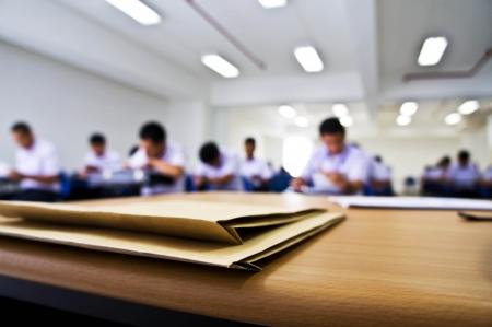 university choice: examination