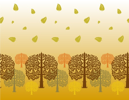 Design of bodhi tree Stock Vector - 12756403