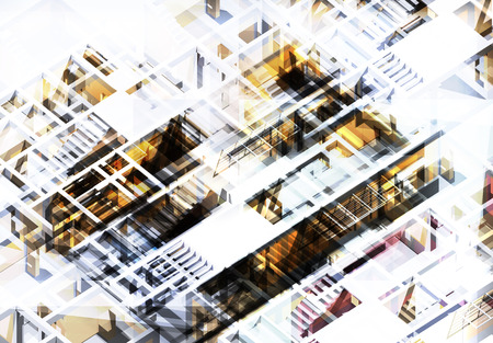 Architecture Abstract Background - Stock Image Stock Photo