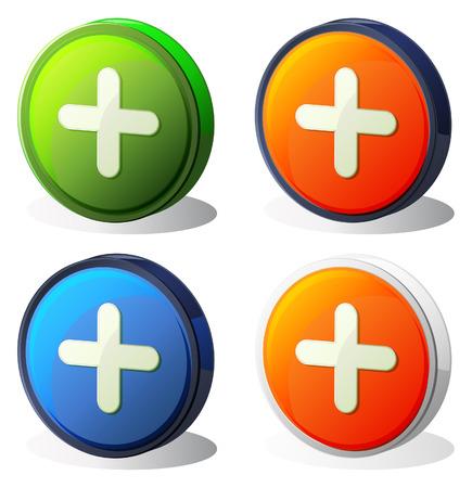 add icon: Add Icon - Illustration