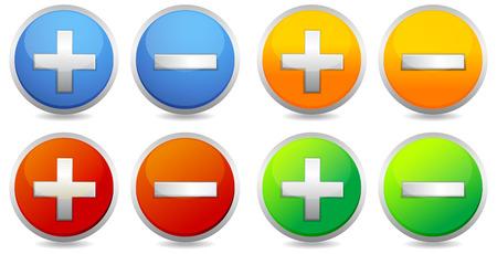 add: Add and Remove Icon - Illustration Illustration