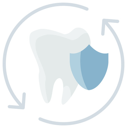 Comprehensive Dental Protection Icon