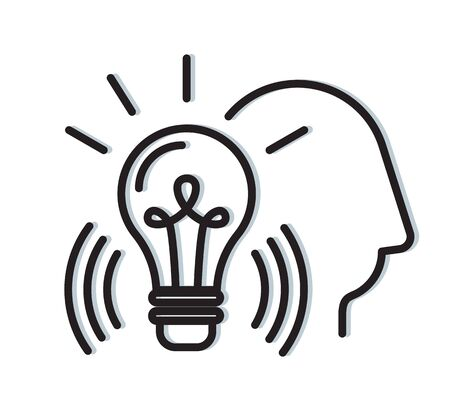 Smart IoT Devices - Light Bulb Icon