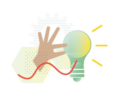 Design Inspiration - Creative Idea - Icon as File