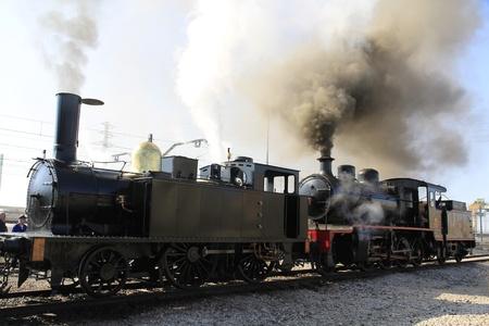 coal train day