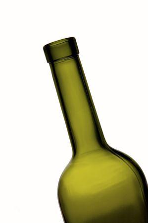 wine bottle neck photo
