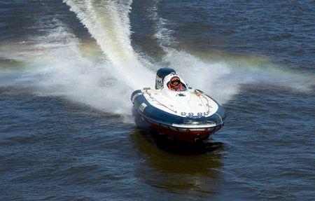 boat race - speed Stock Photo - 271271