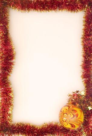 Christmas Framework Stock Photo - 274606
