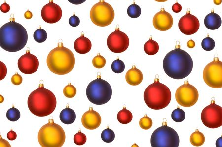 christmas baubles Stock Photo - 292003