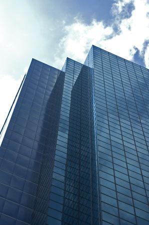 edificio corporativo: Blue edificio corporativo