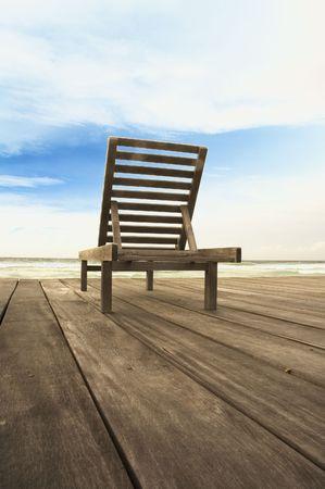 beach chair Stock Photo - 309732