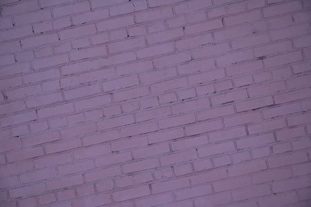 purple brick wall Stock Photo - 328181