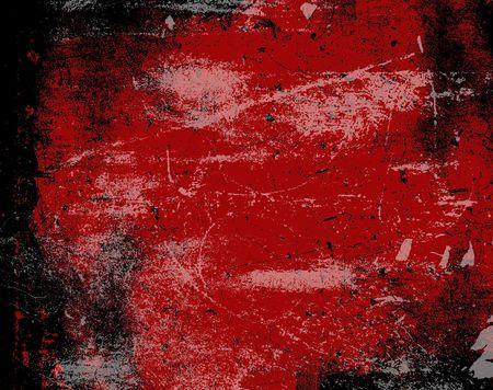 red grunge background Stock Photo - 351456