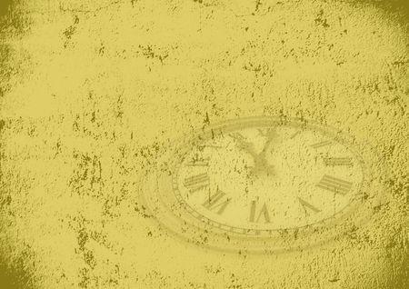 grunge time background photo
