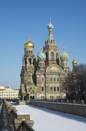 atheism: Savior on Spilled Blood, Saint Petersburg, Russia