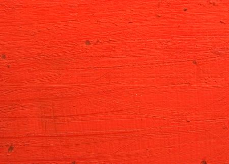 red background with scratched texture