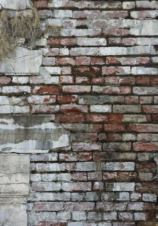 ancient wall - nice textured background Stock Photo - 371434