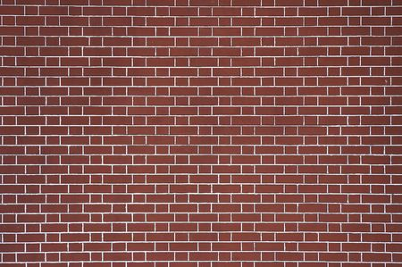 red brick wall background Stock Photo - 381865