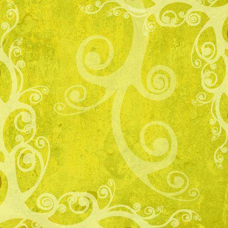 yellow frame photo