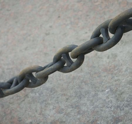 weaker: rusty chain
