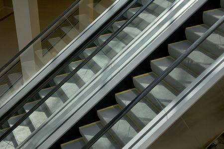 escalator photo
