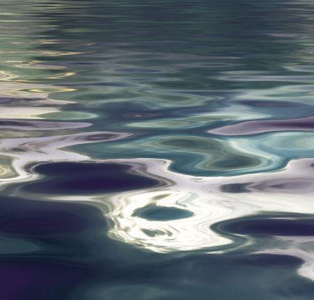 wavelet: water texture