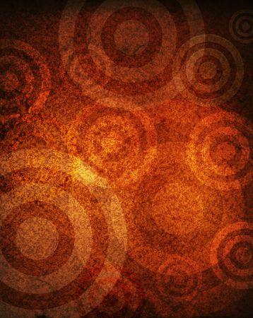 grunge circles photo