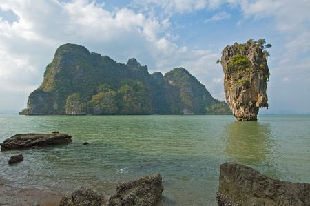 james: James Bond Island, Phang Nga, Thailand