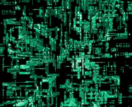 parallel world: digital background