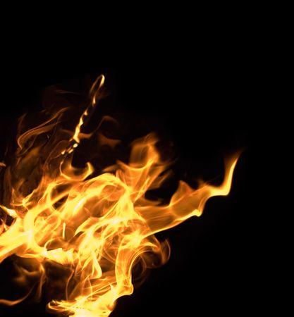 flame Stock Photo - 787829