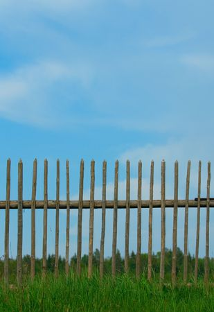old fence Stock Photo - 963149