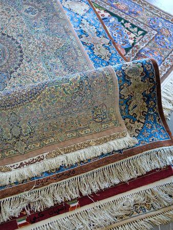 persian carpets Stock Photo - 1297566