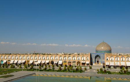imam: Imam square, isfahan, Iran