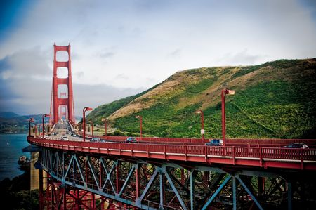 Golden Gate Bridge, San Francisco, California photo