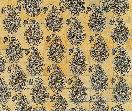 Highly detailed background with oriental ornaments Stock Photo - 3226890