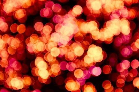abstract bokeh - perfect christmas background Stock Photo - 4003451