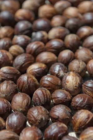 epicure: close up image of nutmeg