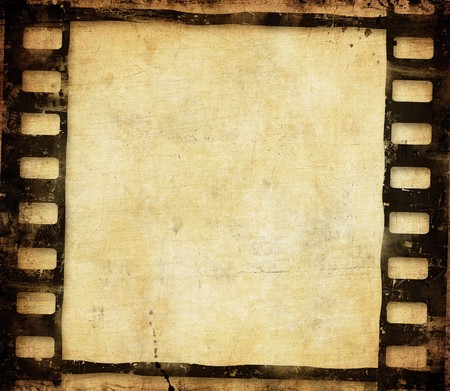 noises: grunge film background with space for text or image Stock Photo