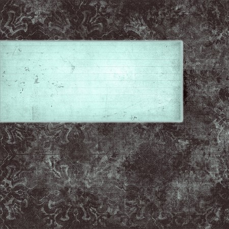 foiliage: grunge film background with space for text or image Stock Photo