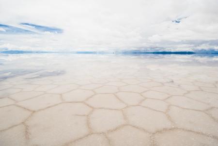 uyuni: salar de uyuni, salt lake in bolivia