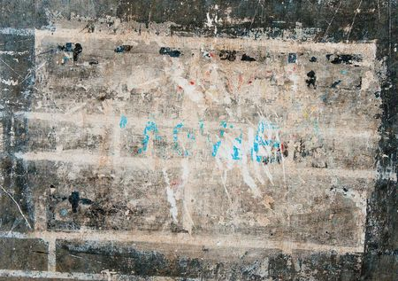 grunge wall, highly detailed textured background photo