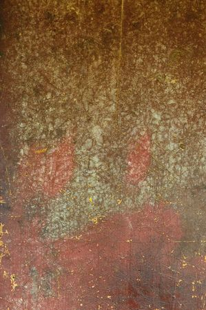 filthy: grunge wall, highly detailed textured background Stock Photo