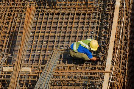 armature: construction site