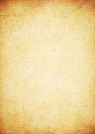 worn paper: vintage paper with space for text or image Stock Photo
