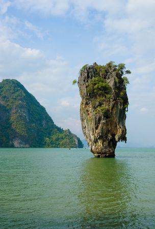 phang nga: James Bond Island, Phang Nga, Thailand