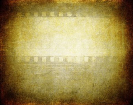emulsion: grunge film background with space for text or image Stock Photo